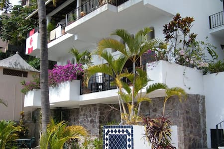 Beautiful 2 bdrm condo in Mismaloya - Apartment