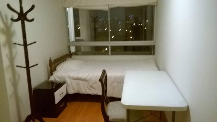 Habitación en Miraflores, Lima Perú - Lima - Apartmen