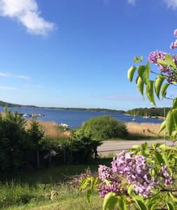 A nice house by the sea - Ronneby - Rumah
