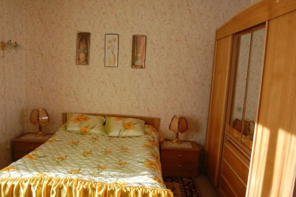 Спальная комната № 1