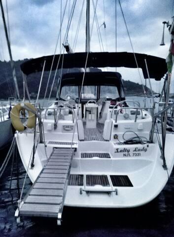 B&boat in vela Portovenere Pontile  Ignazio - Portovenere - เรือ