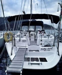 B&boat in vela Portovenere Pontile  Ignazio - Portovenere - 船