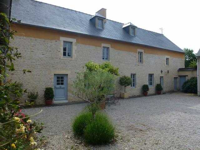 "La ""ferme"" de Mestry - Castilly - Dům"