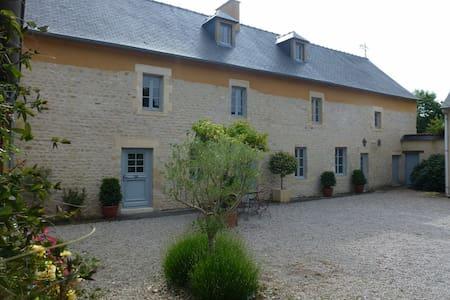 "La ""ferme"" de Mestry - Castilly - Hus"