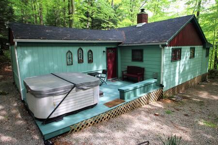 Private home w/ Hot Tub access to Ski Resorts!