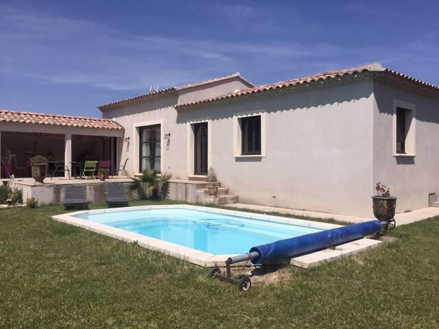 Villa piscine - Barbentane - Casa