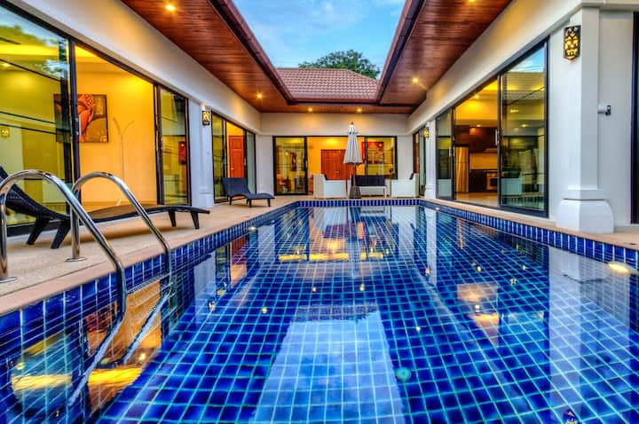Stunning Private Villa, Comfortable with Pool