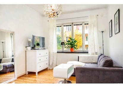 Cosy apartment near the city - Stockholm - Apartment