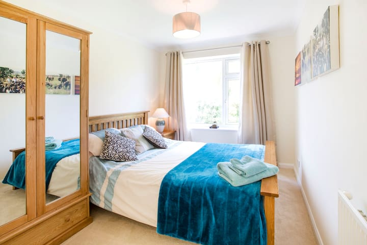 Peaceful double room with ensuite - Boars Hill - Huis