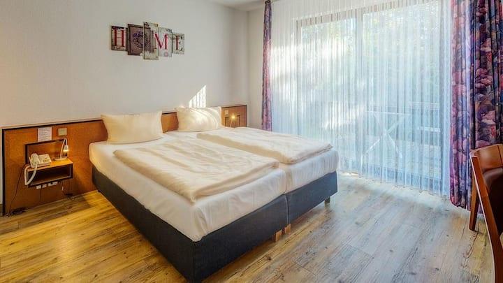 Hotel Zur Kanone (Tautenhain) - LOH06355, Doppelzimmer mit Dusche und WC