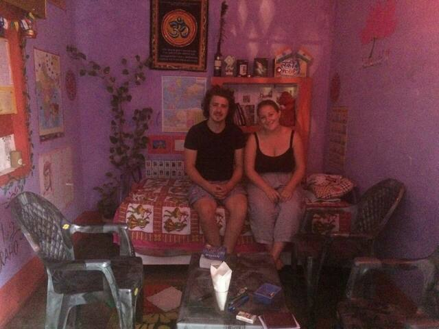 Florence Homestay - The typical Indian house