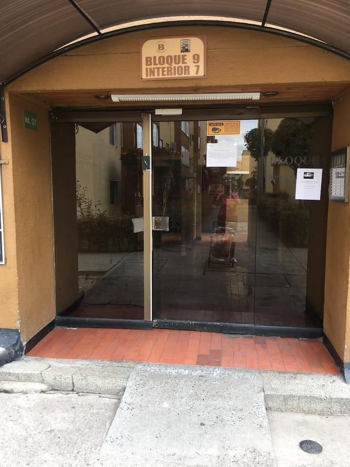 Apartamento portal 80