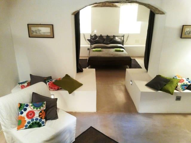 Brigh loft in Milan Isola