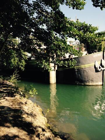 Peniche près de Paris et Disney - Champigny-sur-Marne - Boat