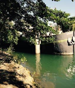 Peniche près de Paris et Disney - Champigny-sur-Marne