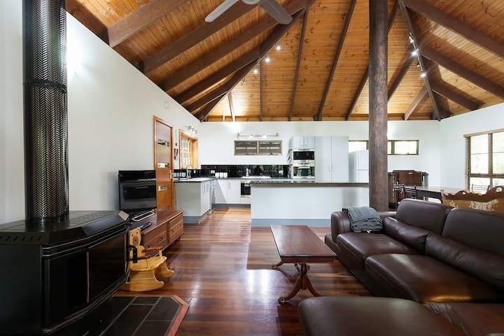 Luxury villa in rainforest, Cairns - Kuranda