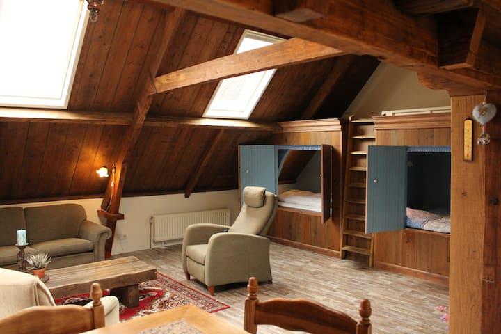 Appartement in hartje Gorinchem - Gorinchem - Appartamento