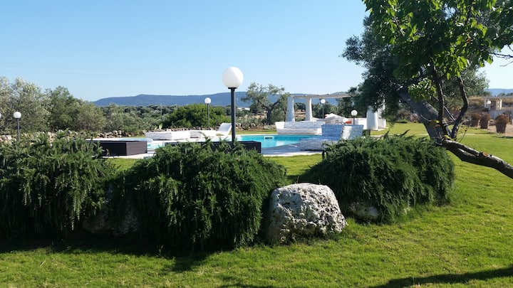 Masseria of the Art with SPA - vacation home