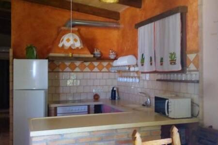 Caseta rural La Tora - Deltebre - House