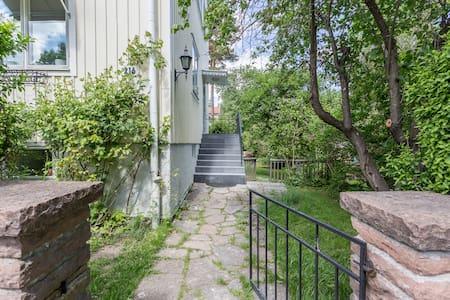 Fantastic villa in beautiful area - Stockholm