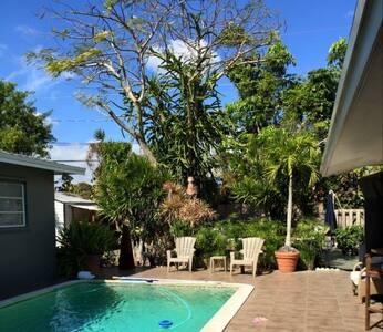 Moon Farms -- Backyard Tropical Paradise! - Cutler Bay