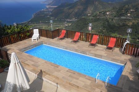 Holidays in Sicily - Villa Rosi - Capo d'Orlando