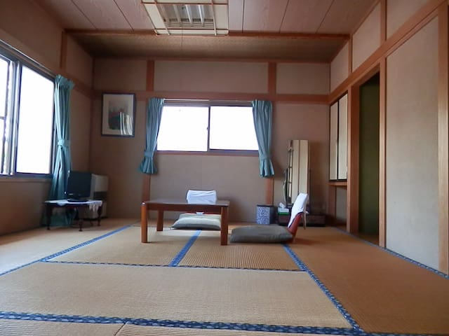 Welcome to town of the hot spring, - Kusatsu-machi Kusatu - Bed & Breakfast