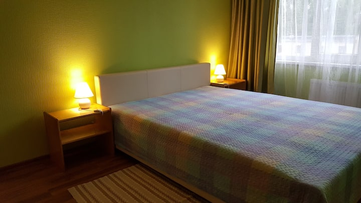 Bright one bedroom  flat near sea!