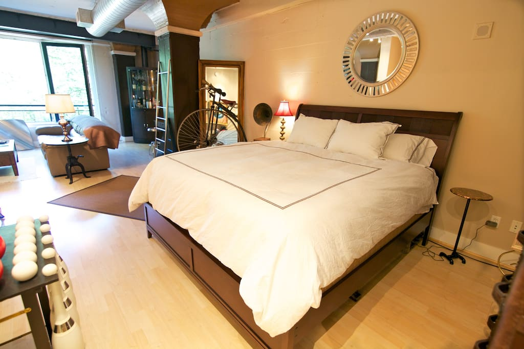 Artists' Loft in the Pearl