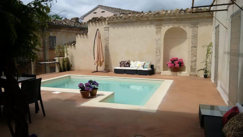 Palazzo Tartagliozzi - Cermignano - Flat