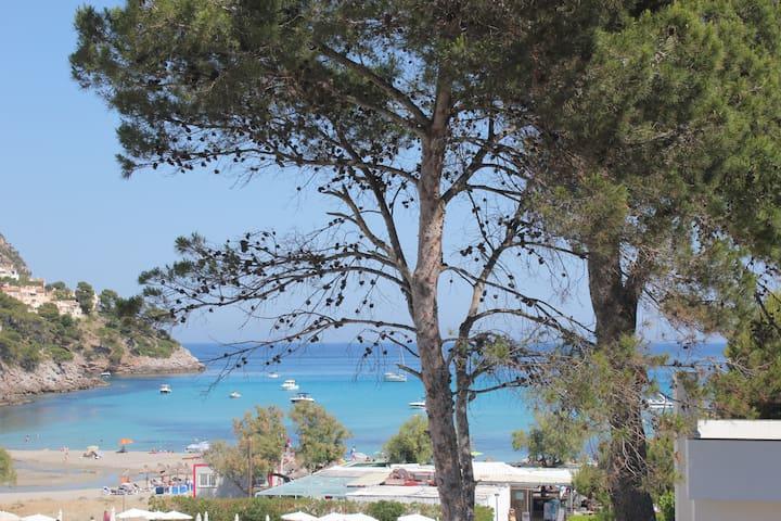 Apt Vista Playa mit Meerblick, WLAN - Canyamel - Lejlighed