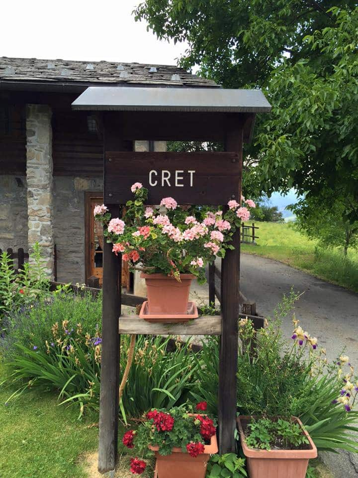 CRET - Gressan