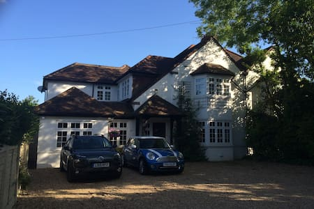 Windsor/Heathrow Ensuite & Lounge - Datchet - Dom