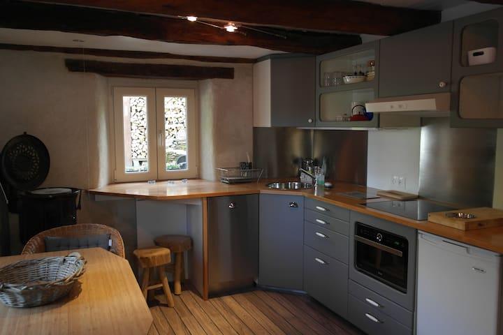 Gite Cap Zen - Léglise - Casa