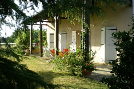 Maison à la campagne avec vue - Coulounieix-Chamiers - Dům