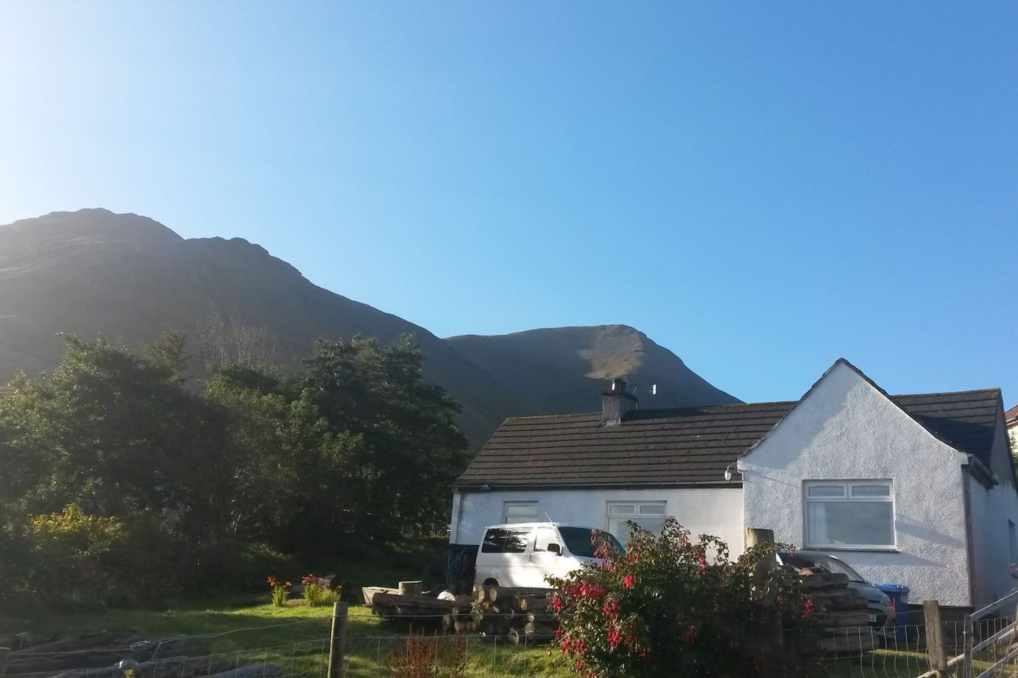 Fo Glamaig - Sea View Home Stay. I look forward to welcoming you soon to Skye.