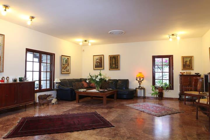 Exclusive 3 bedrooms beach side villa Herzliya