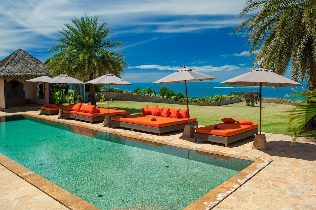 Villa Katrani Koh Samui - Swimming Pool