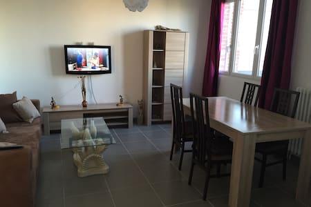 Appartment rénovates 3 room carpark - Amiens