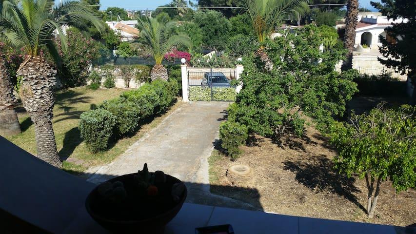 appartamento in villa a 30 mt mare - Punta Milocca - Appartement
