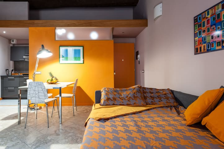 Stylish Studio in the Heart of Pisa