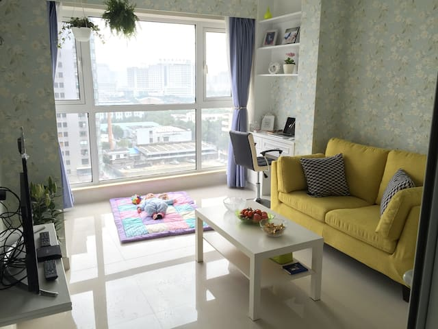 Haining, Zhejiang. Nice apartment. - Jiaxing Shi - Appartement