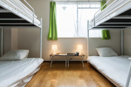 31)6mins from KYOTO st. Chartered 4pax - 京都市 - Daire