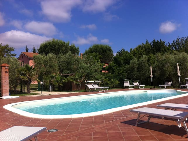 vacanza in Toscana - cecina - Appartement