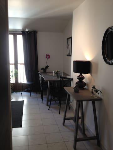 GITE LES 5 SENS - Sens - Apartment