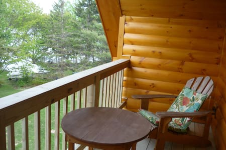 Osprey's Nest - Private Suite on Rangeley Lake