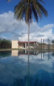 Casa com piscina muito aconchegante - Cascavel