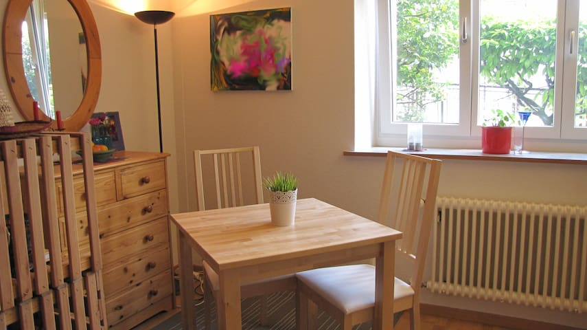 city-app  small, clean+cosy - Saint Gallen - Apartment