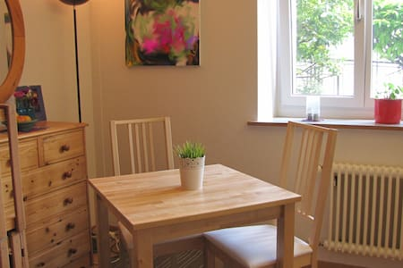 Cityappartement small, clean+cosy - Saint Gallen