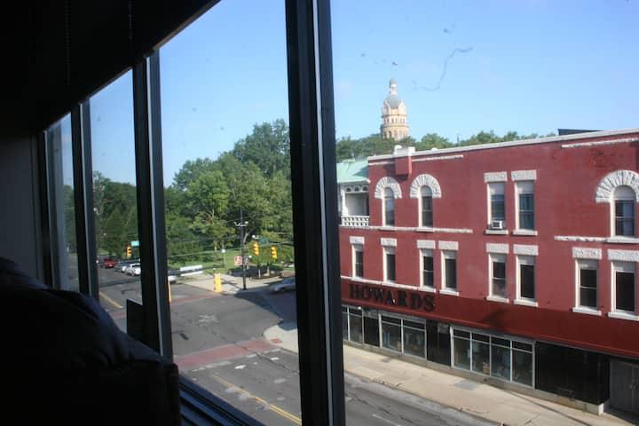Downtown Warren Ohio